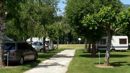Campsite Solitaire Du Lac d'Annecy
