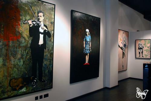Blek Le Rat - Opera Gallery