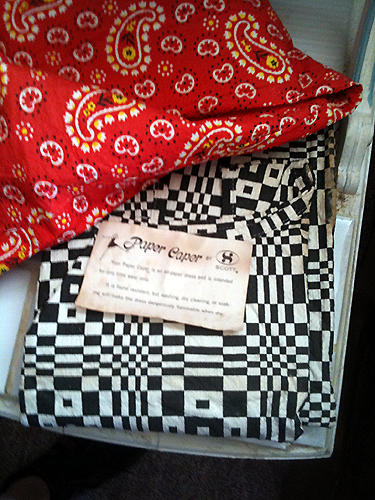 Paper Caper dresses