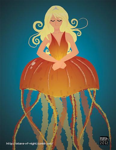 Queen Jellyfish