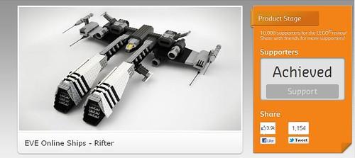EVE Online Ships - Rifter