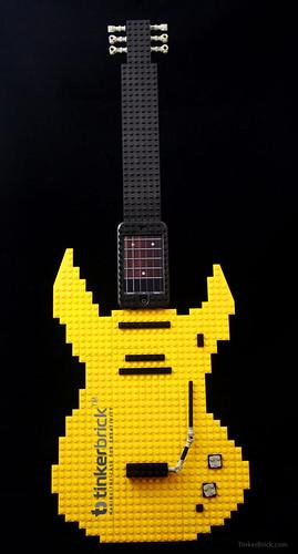 TinkerBrick iPod Guitar