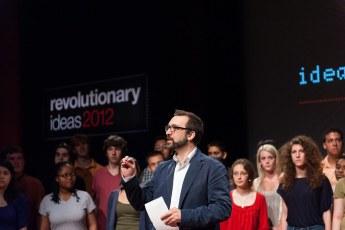 TEDxBoston 2012 - Matt Saiia, Boston Children's Chorus