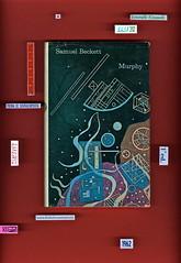 Samuel Beckett, Murphy, Einaudi 1962. i coralli  165. Prima di sovracoperta