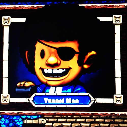 Spelunky Tunnel Man