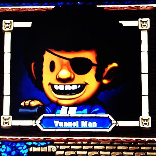Spelunky Tunnel Man