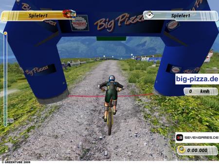 juego carreras de bicicletas
