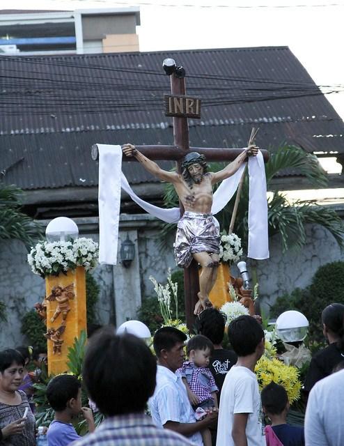 Siniloan Good Friday 2012 - 4