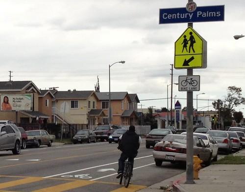 Main st bike lanes