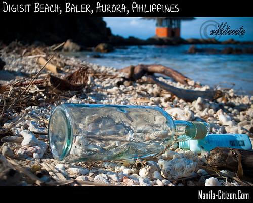 Digisit Beach Random Bottle