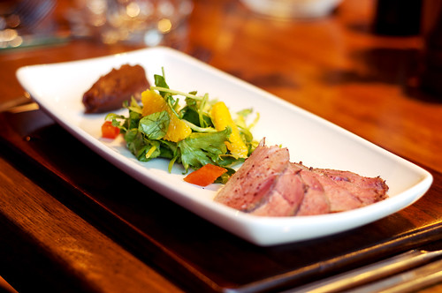 The Wharf | Home Smoked Duck Breast