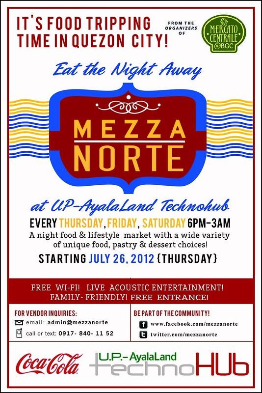 Mezza Norte Poster (12x18 inches) Revised