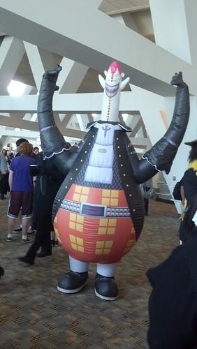 Awesome Costume at Otakon 2012