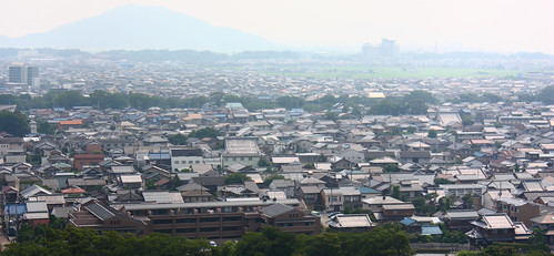 View on Hikone