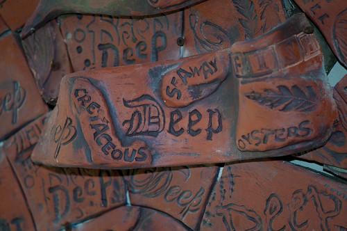 Kelp Sculpture by Fran Benton detail 10