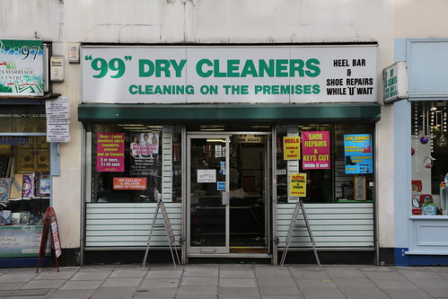 99 Dry Cleaners