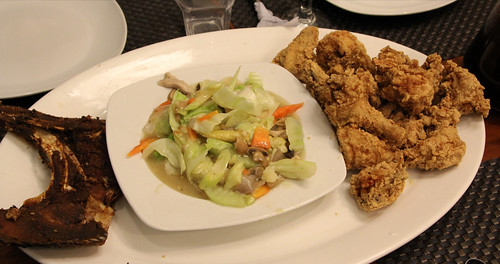 Piyesta Meal #7 at Piyesta KTV and Restobar