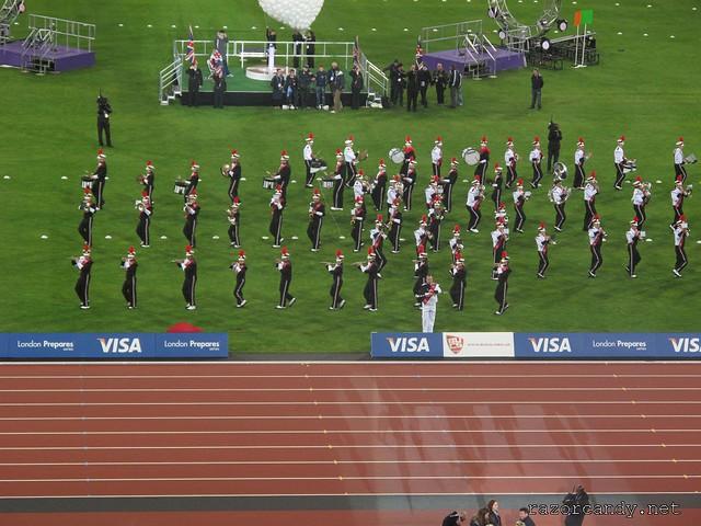 Olympics Stadium - 5th May, 2012 (96)