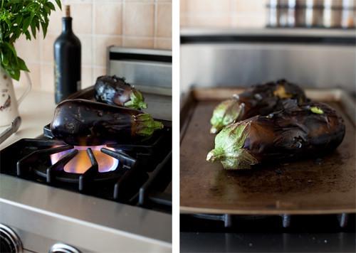 Eggplant Salad 1