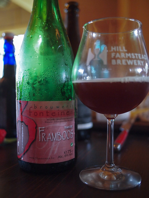 3 Fonteinen Framboos (Framboise) 2011 Vintage