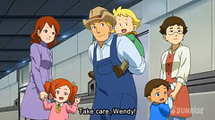 Gundam AGE 4 FX Episode 40 Kio's Resolve, Together with the Gundam Youtube Gundam PH (35)