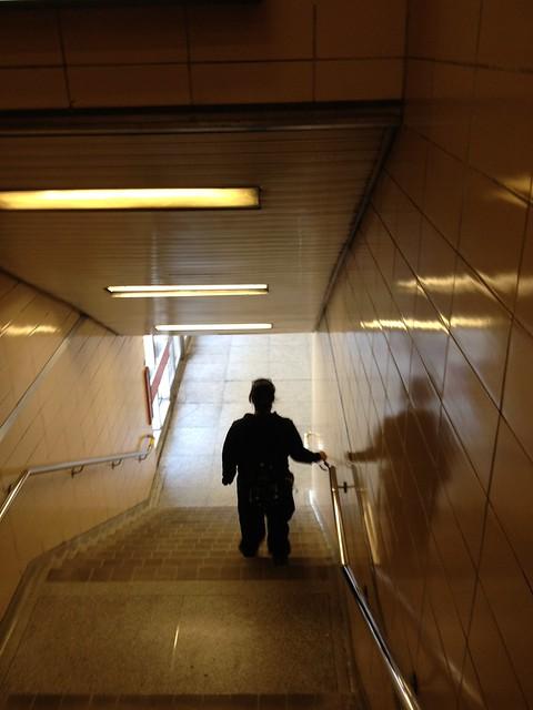 Keele Subway Station