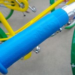 Google Bikes Arrive on Campus: Grips
