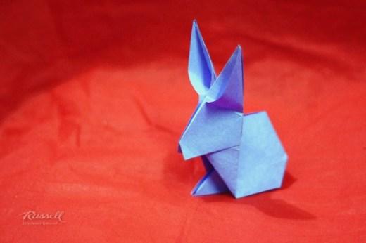 Orgami Rabbit