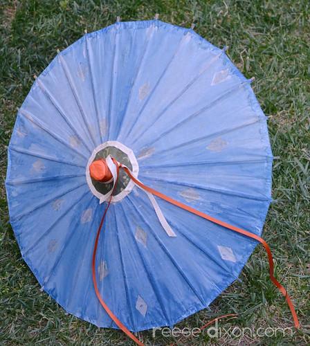 Parasol Tutorial