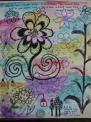 flower spread rhs