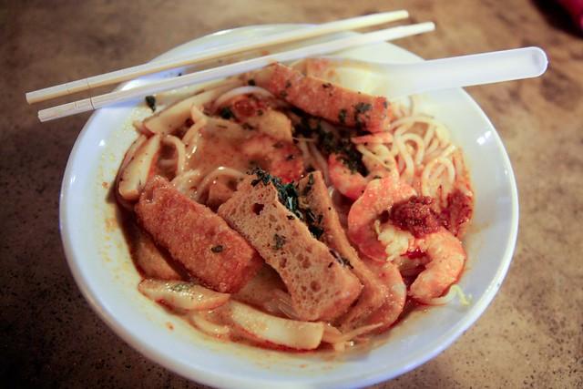 singapore--laksa @ east coast seafood