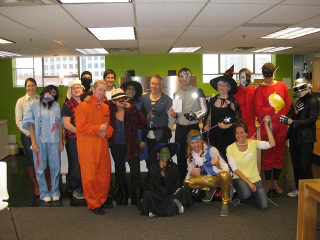 Pulse Halloween 2012
