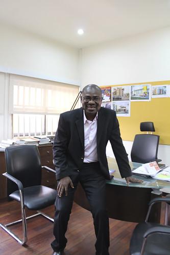 Taofik Popoola - Managing Partner QuaDitect Consultants by Jujufilms