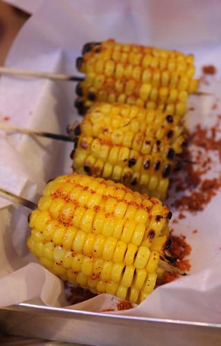 Toki BBQ Corn  at Toki-Q