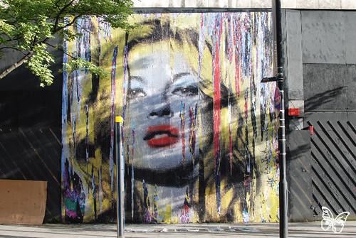 MBW Kate Moss London