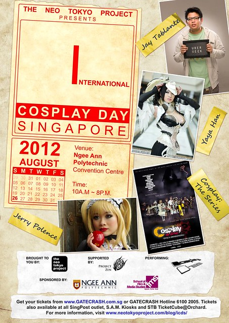 International Cosplay Day Singapore