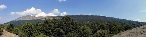 View of Costabella frm Pralongo Alto