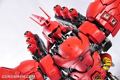 Formania Sazabi Bust Display Figure Unboxing Review Photos (139)