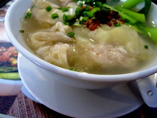 NoodleHouse wanton soup 2