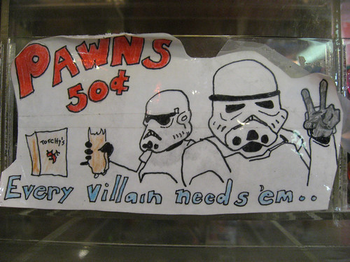 Pawns: Every villain needs 'em...