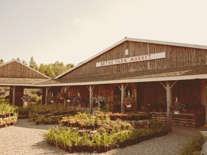 Beth's Farm Market Maine