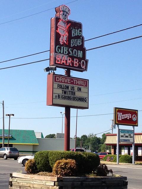Big Bob Gibson's