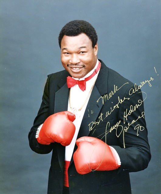 Larry Holmes - The Easton Assassin | Flickr - Photo Sharing!
