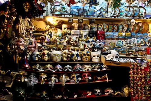 Souvenirs, Venice