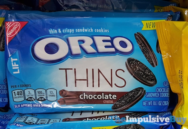 Nabisco Chocolate Oreo Thins