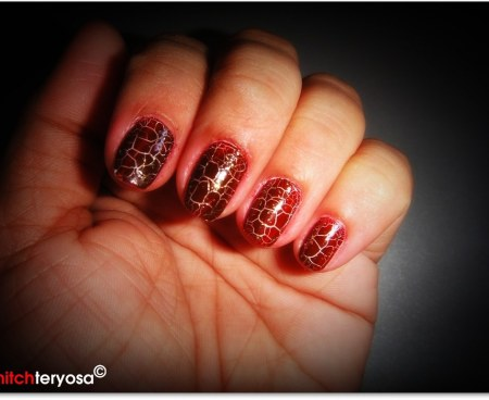 HD Brown nail polish