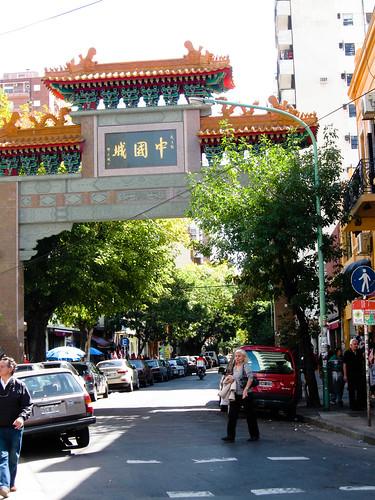 China Town - Belgrano