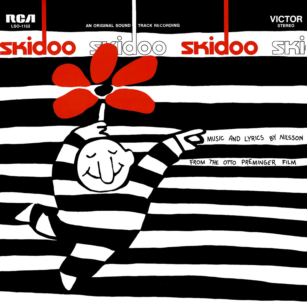 Harry Nilsson - Skidoo