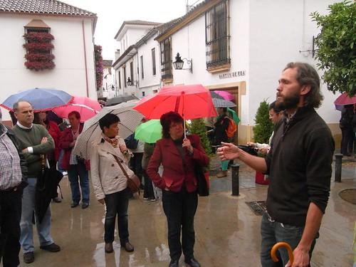 Paseos de Jane Jacobs 2012. Grupo guiado Miguel Cejas arquitecto. San Basilio.