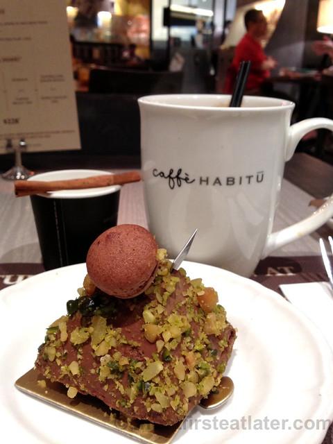 Caffe Habitu- Le Louvre HK$38-001